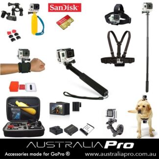 Accessories for GoPro Hero 4 3+ 3 2 1 Session Delivery or Pick Up Logan Reserve Logan Area Preview