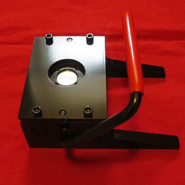 """1-1/4"""" inch Round Graphic Punch Cutter for Tecre Standard Button Maker Machine"""