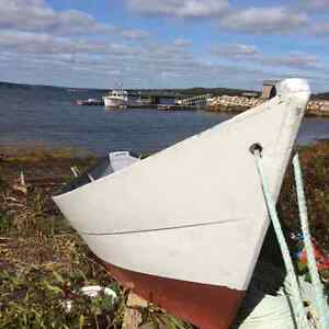 Lunenburg Sailing Dory for Sale