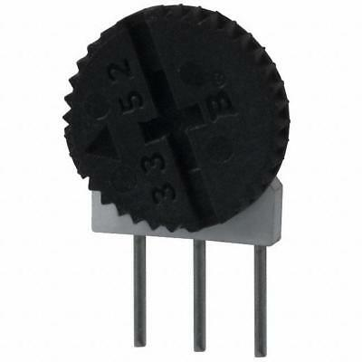 Bourns 3352 Series Trimmer Potentiometer Trimpot 20 Ohms Side Adjust
