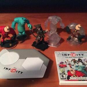 Nintendo 3DS Disney Infinity Set