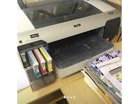 EPSON PRO 4450 A2 Printer