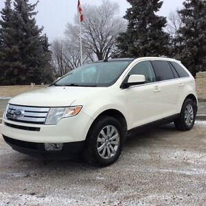 2008 Ford Edge, Limited-Pkg, AUTO, AWD, LEATHER, ROOF, $10,500