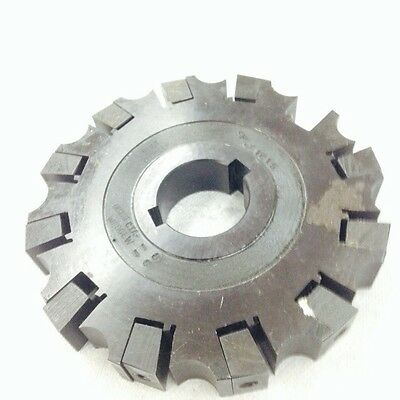 6 Slot Master Arbor Type 1 12 Hole Sm61215 Milling Cutter Machine Tool