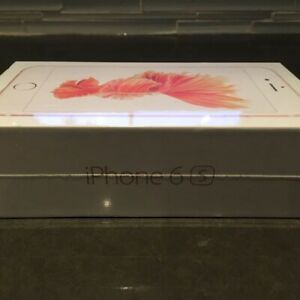BEST DEAL: Brand New iPhone 6S 32GB Rose Gold - $325
