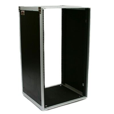 20 Space Studio Install Rack Case Fits Effects or Amp Rack Units