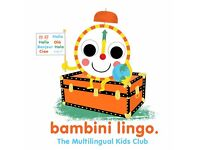 bilingual French language learning for children in fun classes ages 1-5 and 6-12 Ipswich