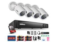ANNKE CCTV Security System