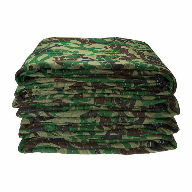 Moving Blankets- Camo Blanket 4-Pack