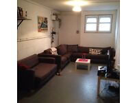 Short Term Double Room Hackney Central Warehouse Conversion