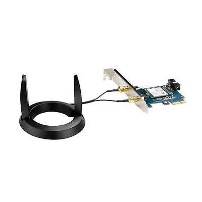 Asus PCE-AC55BT B1 AC1200 Dual-Band Bluetooth 4.2 PCI-Express Wi-Fi Adapter