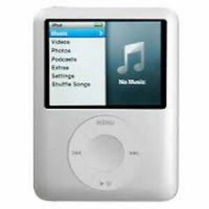 iPod nano 4gb 3rd generation