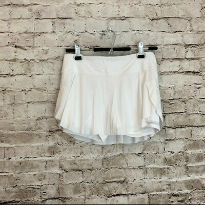 Lululemon Quick Pace Skirt Skort Women's Size 6