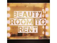 Beauty Rooms for Rent