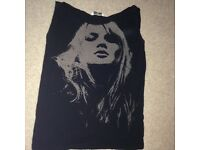 Blondie top - size 12 - from New Look. Really nice top in good condition, looks amazing on.