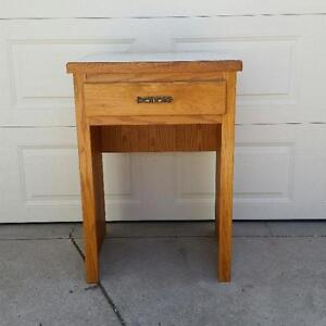 Kitchen Side Table