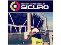 SIA Security Guards required for construction site in Erith - Immediate start.