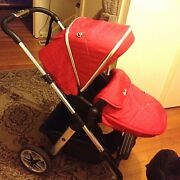 Silver Cross Pioneer Chilli Pram and carry cot Balwyn Boroondara Area Preview