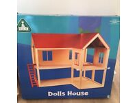 Dolls House - New, Boxed. - Great Christmas Present