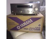 Yamaha AV Amplifier - DSP-AX759SE Home Cinema Natural Sound
