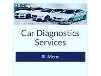 Car diagnostics cheap bargain find faults sw London