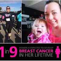 Wanted: Runners and Walkers to join my Run for the Cure Team!