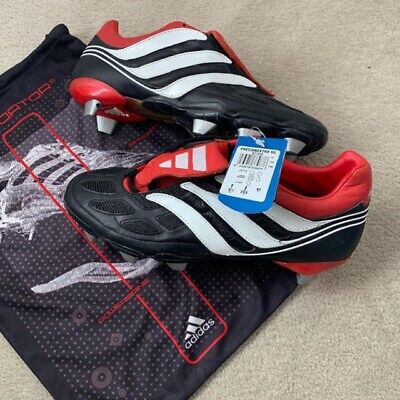 Rare Brand New With Tags 2000 Adidas Predator Precision SGFootball Boots Mania