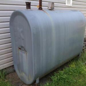 LOOKING FOR USED FURNACE OIL TANKS