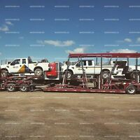 Dependable Auto Transport to and from Moncton, New Brunswick