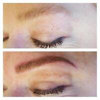 **FALL SPECIAL**Microblading/Semi Permanent Eyebrow Makeup
