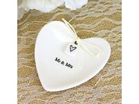 Brand new wedding ring gift dishes