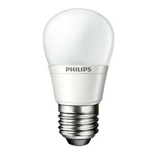 philips e27 led tropfen lampe 3w 15w warmweiss 2700k ebay. Black Bedroom Furniture Sets. Home Design Ideas