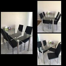 Dining table and 4 chairs St Albans Brimbank Area Preview