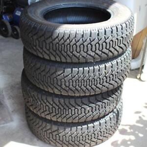 == 175/65/14 == 4 TIRES GOODYEAR == 175/65/14 ==120,00 $