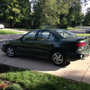 2001 Pontiac Sunfire Sedan