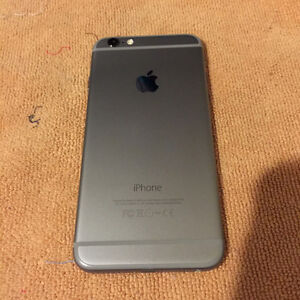 IPHONE 6 16GB SPACE GREY [CHARGE PORT PROBLEM]