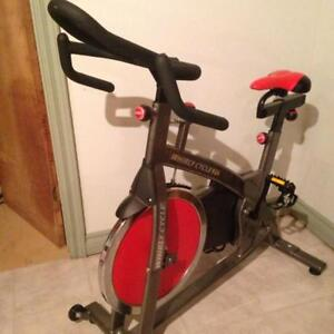 New Spin Exercise Bike (Never Used)