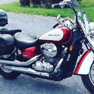 Honda Shadow Areo For Sale