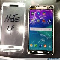 Reparation Galaxy Note 2, Note 3, Note 4
