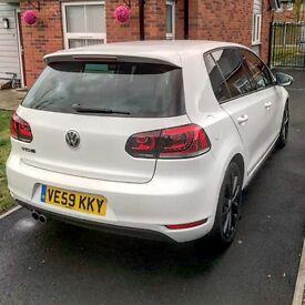 WHITE VW GOLF GTD 2.0 DIESEL TDI MK6 - L@@K!!! audi a3 s line s3 r32 gti mk5 c220 dsg manual auto gt