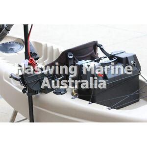 Kayak Electric Trolling Motor And Fish Finder Mount Ebay