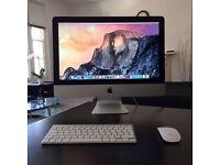 """iMac 21.5"""" with CD drive (late 2009 model)"""