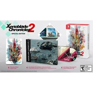 Brand New Xenoblade Chronicles 2 Special Edition for Switch