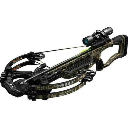 Barnett Whitetail Hunter STR BAR78263 NEW Crossbow Package
