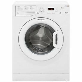 Washing Machine - 6 months old - as new -Hotpoint Aquarius WMAQF621 6kg