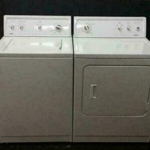 Kenmore washer dryer good work condition delivery available