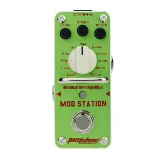 AROMA AMS-3 Mod Station Classic Modulation Ensemble Elec Guitar