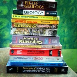 Geology Books, Monographs, Ontario Geology Reports, Maps, Etc.