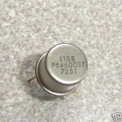 Vintage P6460037 Nte102 Power Output Pnp Germanium Transistor 25v Gold Leads