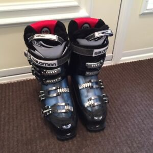 Bottes de ski Salomon Mission LX 26